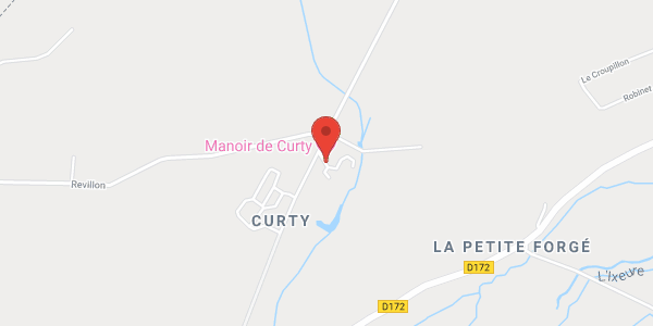 Manoir de Curty