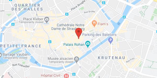 Appartement Site Historique de Strasbourg