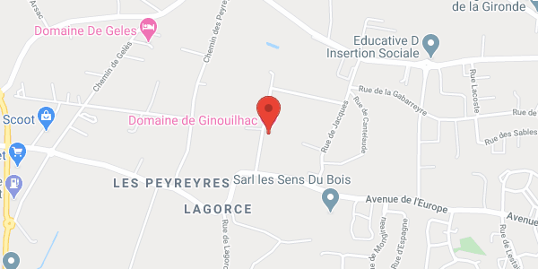 Domaine de Ginouilhac