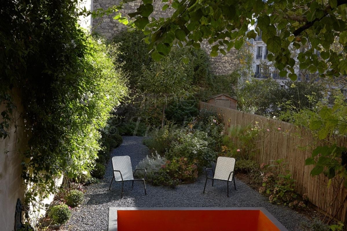 Les Jardins De Montmartre Chambre D Hote Paris Paris