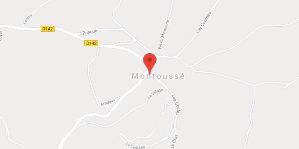 Gite rural à Montoussé