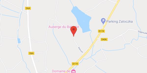 Auberge Du Balestié
