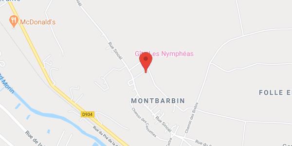 Gîte Les Nympheas**