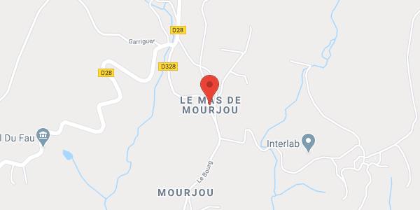 Maison à Mourjou