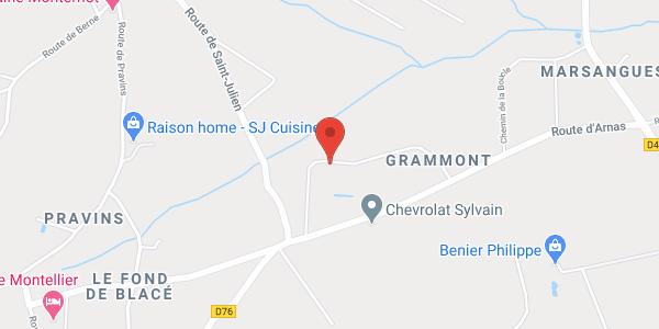 Château de Grandmont