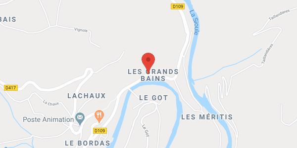 Le Moulin de Lachaux
