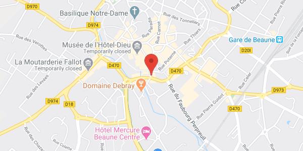 Octroi Saint Jacques-A deux pas des Hospices de Beaune