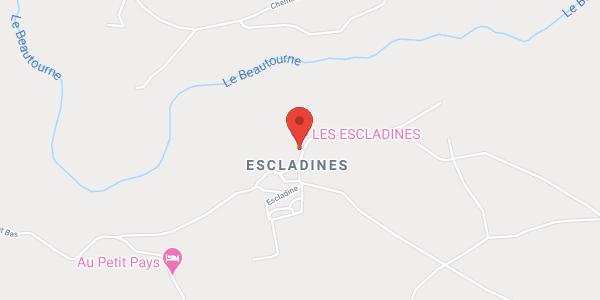 Les Escladines -