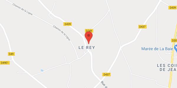 Chambres d'hôtes  Le Rey
