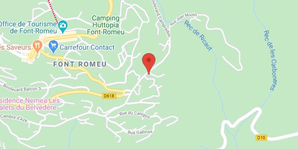 Résidence Campredon/Orazur