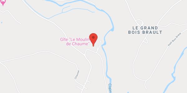 Gîte Rural du Moulin du Chaume
