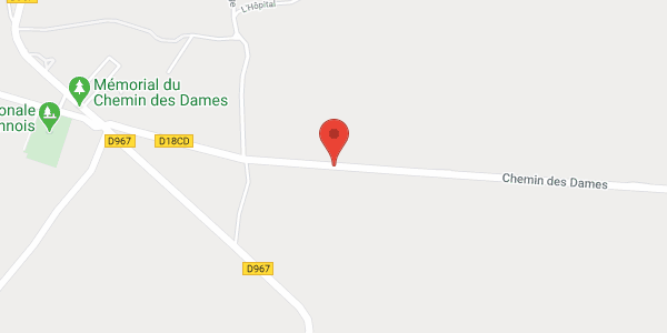 Le Clos du Chéret- A moins de 10 kms du célèbre Chemin des Dames