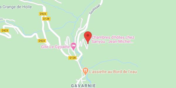 Maison ''La Balaguère'' à Gavarnie
