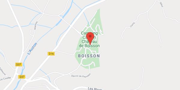 Le Château de Boisson
