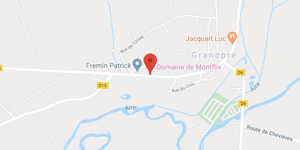Domaine de Montflix