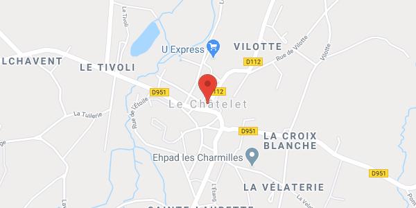 Gîte Le Châtelet