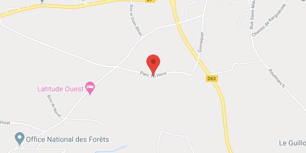 Manoir familial dans le Finistère