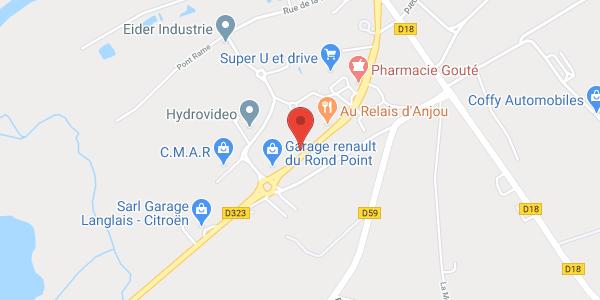 Domaine des Hardouinières