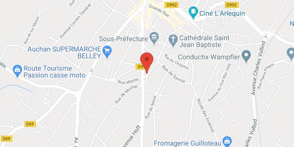 Au Saint Jean