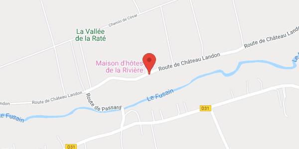Maison d'hôtes de La Rivière