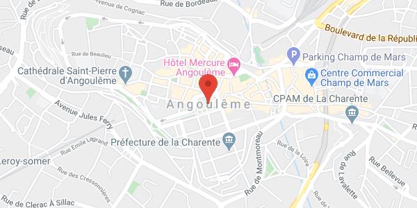 Gîtes d'Angoulême