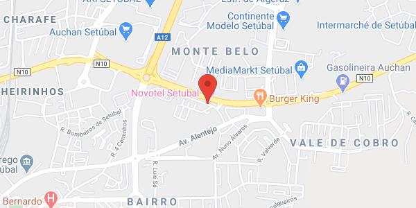 Hotel Novotel Setúbal