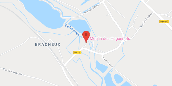 Le Moulin des Huguenots