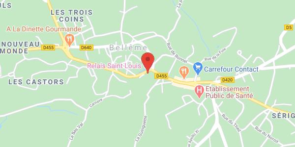 Relais Saint-Louis