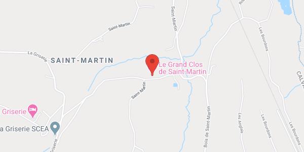 Le Grand Clos de Saint-Martin - Propriété normande de charme - Ancien pressoir