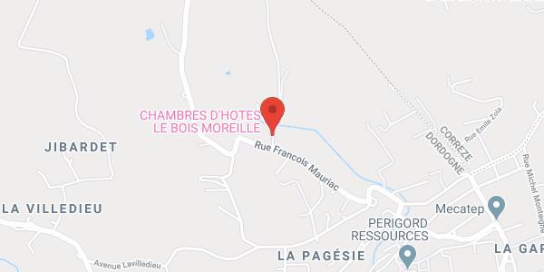 Chambres d'hôtes du Bois Moreille