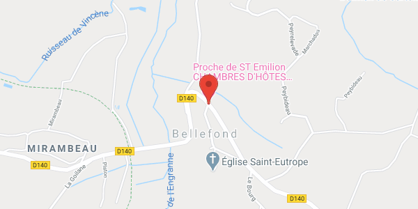 La Grange de Bellefontaine