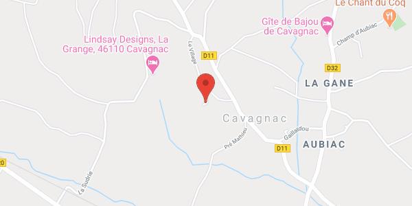 Domaine de Cavagnac