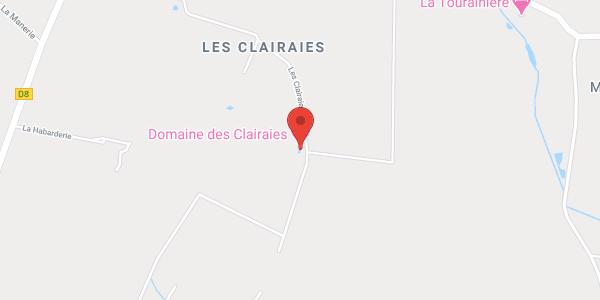 Le Grand gîte des Clairaies