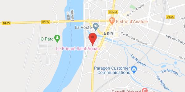 Prieure Saint Agnan