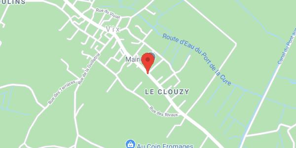 Gîte Le Clouzy