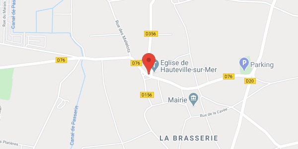 Location Hauteville-sur-Mer