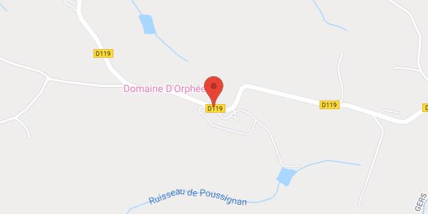 Domaine de Poussignan