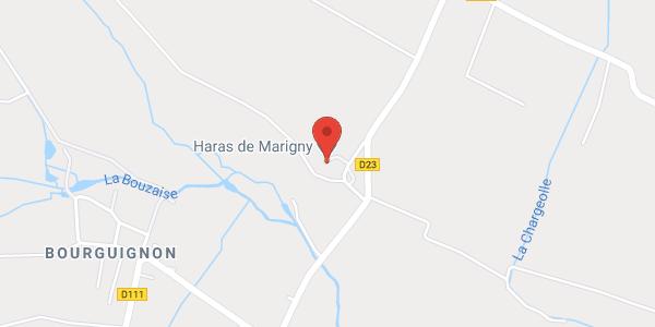 Le Haras de Marigny