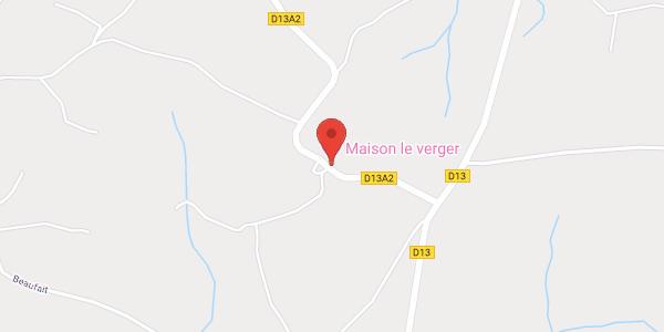 Maison le Verger