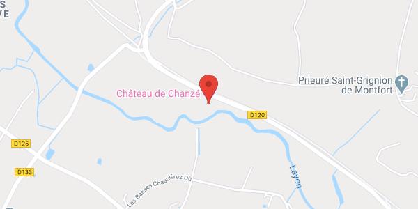 Gîtes du Château de Chanzé