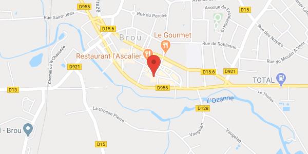 Le Plat d'Etain - Hôtel Restaurant