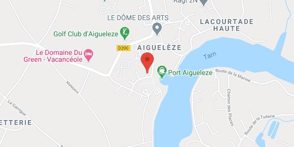 Les Terrasses d'Aiguelèze