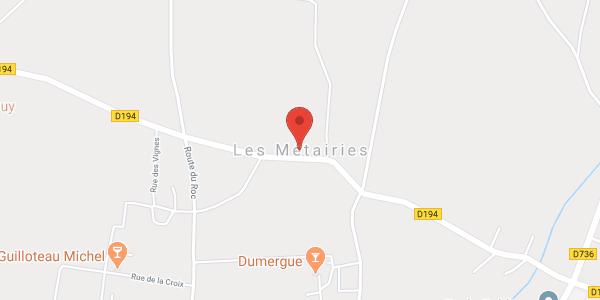 Les Métairies