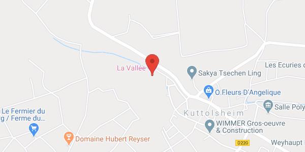 Maison d'hôtes La Vallée