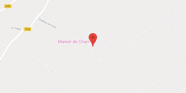 Manoir de Chaix
