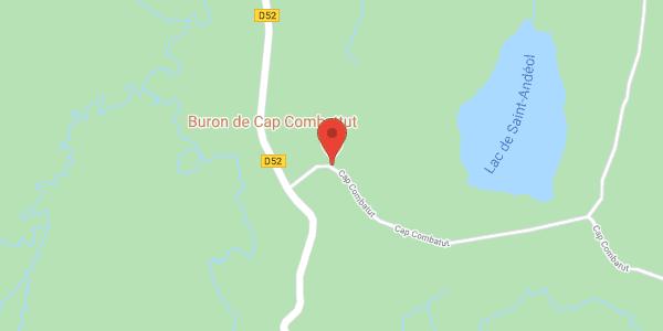 Buronde Cap Combattut
