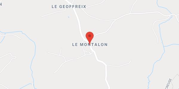 Hameau le Montalon