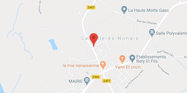 Chez Marie -Hélène