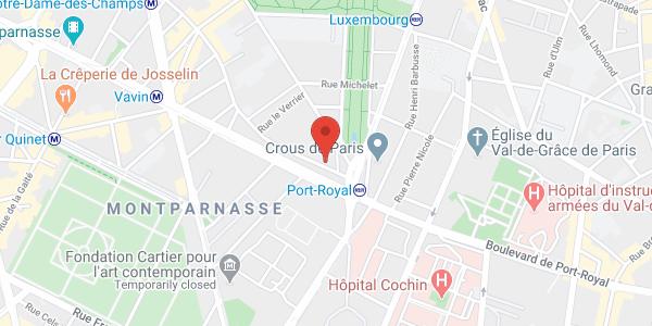 Appartement de 2 pièces au cœur de Paris
