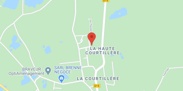 Location de vacances Mézières-en-Brennes